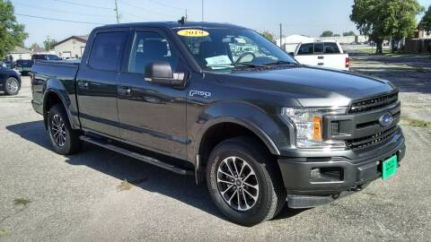 2019 Ford F-150 for sale at Unzen Motors in Milbank SD
