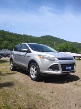 2014 Ford Escape for sale at Valley Motor Sales in Bethel VT