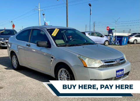 2008 Ford Focus for sale at Stanley Direct Auto in Mesquite TX