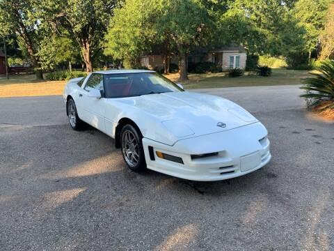 1995 Chevrolet Corvette for sale at CARWIN MOTORS in Katy TX