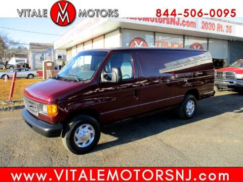 2006 Freightliner MT45 Chassis for sale at Vitale Motors in South Amboy NJ