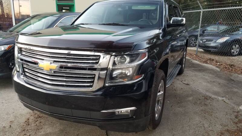 2015 Chevrolet Tahoe for sale at Bundy Auto Sales in Sumter SC