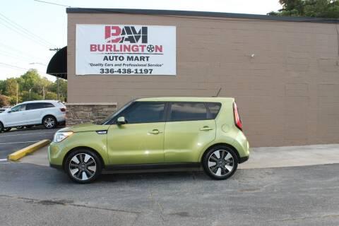 2014 Kia Soul for sale at Burlington Auto Mart in Burlington NC