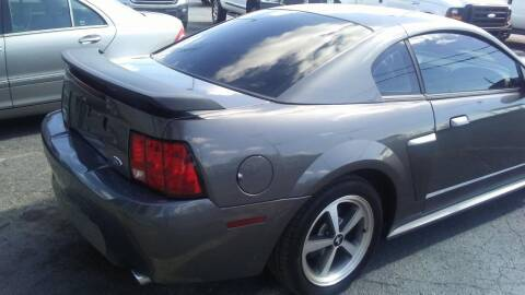 2004 Ford Mustang for sale at Ron's Auto Sales (DBA Select Automotive) in Lebanon TN