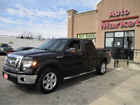 2010 Ford F-150 for sale at Auto Market in Oklahoma City OK
