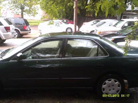 1999 Honda Accord for sale at D & D Auto Sales in Topeka KS