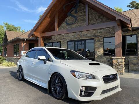 2017 Subaru WRX for sale at Auto Solutions in Maryville TN