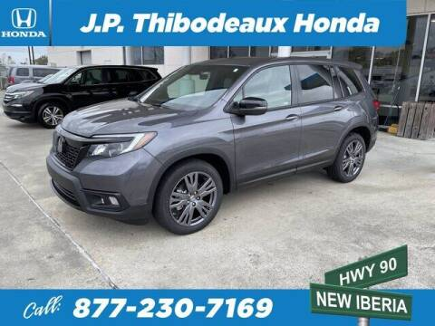 2021 Honda Passport for sale at J P Thibodeaux Used Cars in New Iberia LA