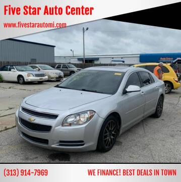 2007 Chevrolet Malibu for sale at Five Star Auto Center in Detroit MI