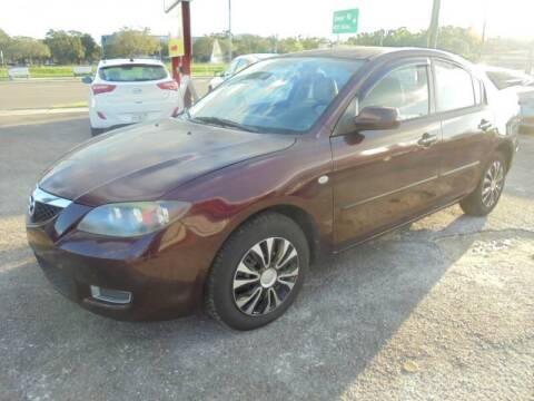 2007 Mazda MAZDA3 for sale at Automax Wholesale Group LLC in Tampa FL