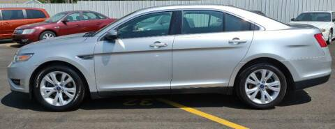 2010 Ford Taurus for sale at Hilltop Auto in Prescott MI