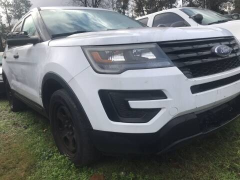 2016 Ford Explorer for sale at Augusta Motors in Augusta GA
