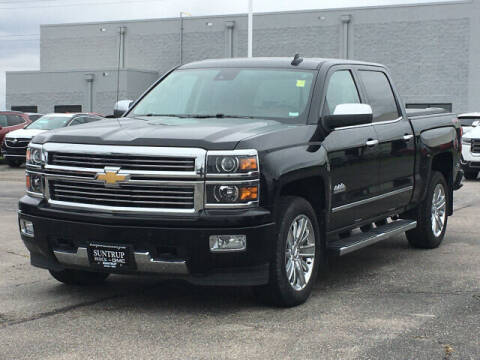 2015 Chevrolet Silverado 1500 for sale at SUNTRUP BUICK GMC in Saint Peters MO