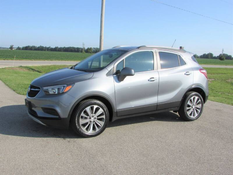 2020 Buick Encore for sale at 42 Automotive in Delaware OH
