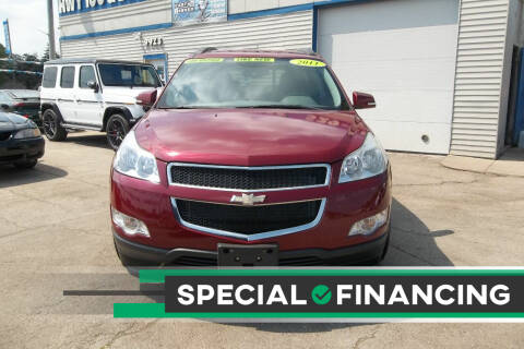2011 Chevrolet Traverse for sale at Highway 100 & Loomis Road Sales in Franklin WI