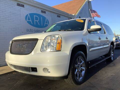2007 GMC Yukon XL for sale at ARIA  AUTO  SALES in Raleigh NC
