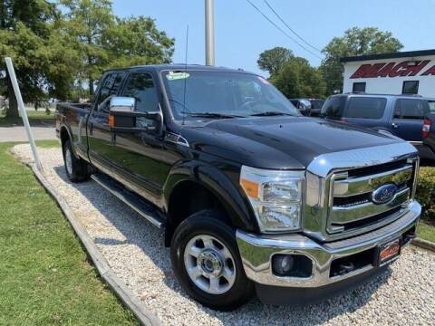 2015 Ford F-250 Super Duty for sale at Beach Auto Brokers in Norfolk VA