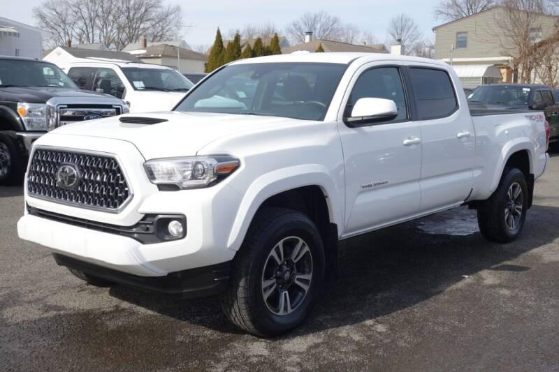 2019 Toyota Tacoma for sale at Olger Motors, Inc. in Woodbridge NJ