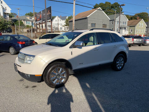 2008 Lincoln MKX for sale at Capital Auto Sales in Providence RI