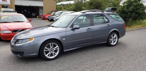 2008 Saab 9-5 for sale at Ashland Auto Sales in Ashland MA