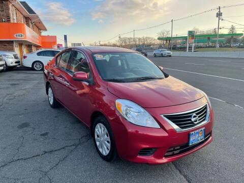 2014 Nissan Versa for sale at Bloomingdale Auto Group in Bloomingdale NJ