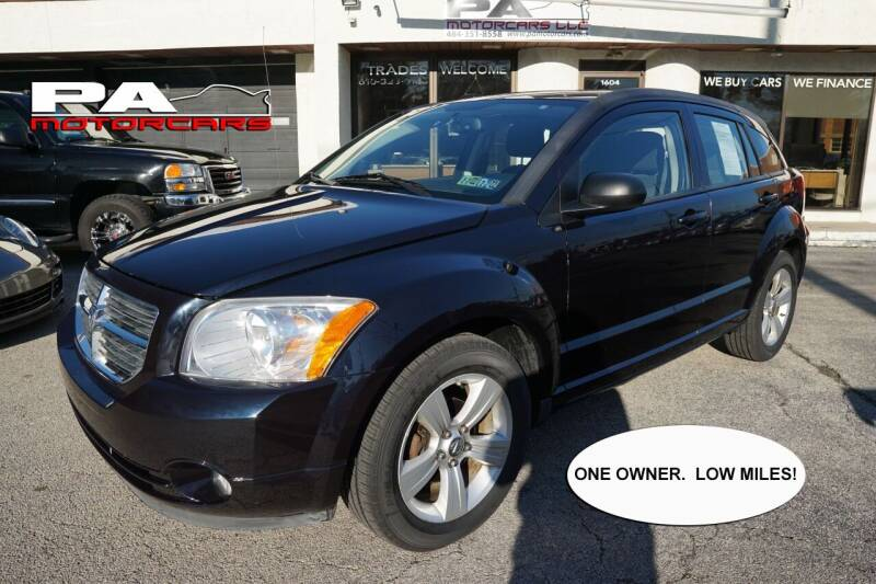 2011 Dodge Caliber for sale at PA Motorcars in Conshohocken PA