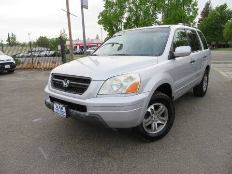 2004 Honda Pilot for sale at KAS Auto Sales in Sacramento CA
