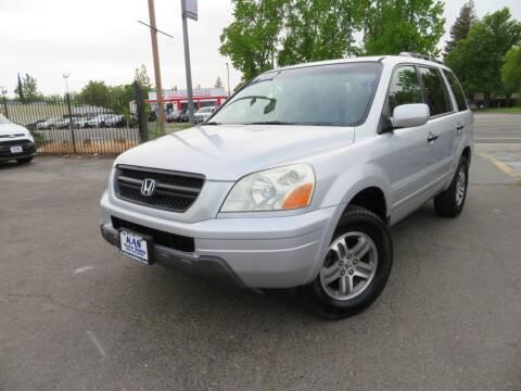 2004 Honda Pilot for sale at KAS Auto Sales in Sacramento CA