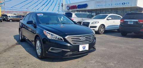 2016 Hyundai Sonata for sale at I-80 Auto Sales in Hazel Crest IL