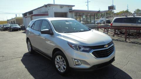 2018 Chevrolet Equinox for sale at Absolute Motors in Hammond IN