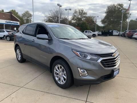 2018 Chevrolet Equinox for sale at Ganley Chevy of Aurora in Aurora OH