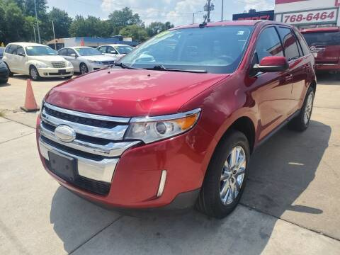 2013 Ford Edge for sale at Quallys Auto Sales in Olathe KS