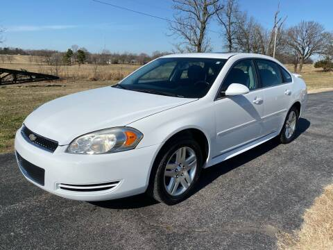 2014 Chevrolet Impala Limited for sale at Champion Motorcars in Springdale AR