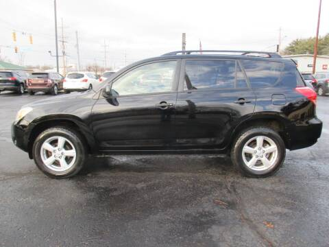 2006 Toyota RAV4 for sale at Home Street Auto Sales in Mishawaka IN
