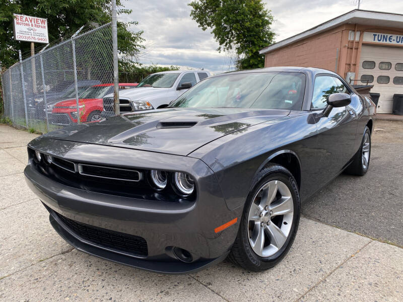 2019 Dodge Challenger for sale at Seaview Motors and Repair LLC in Bridgeport CT