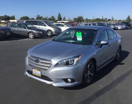 2015 Subaru Legacy for sale at My Three Sons Auto Sales in Sacramento CA