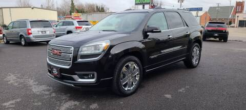 2016 GMC Acadia for sale at CHILI MOTORS in Mayfield KY