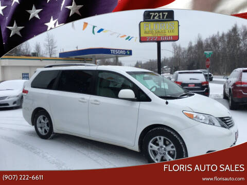 2014 Toyota Sienna for sale at FLORIS AUTO SALES in Anchorage AK