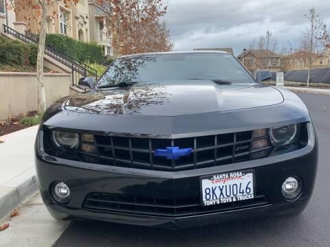 2011 Chevrolet Camaro for sale at OPTED MOTORS in Santa Clara CA