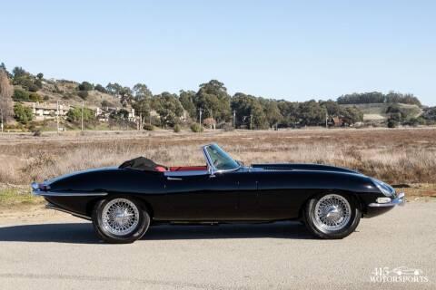 1967 Jaguar XK-Series for sale at 415 Motorsports in San Rafael CA