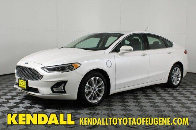 2019 Ford Fusion Energi for sale in Eugene, OR