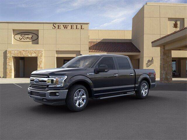 2020 Ford F-150 for sale in Odessa, TX