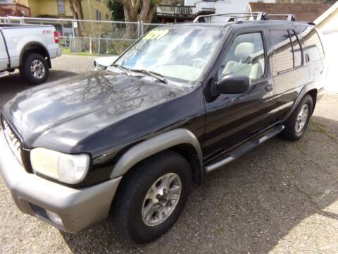 2001 Nissan Pathfinder for sale at Signature Auto Sales in Bremerton WA