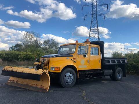 2000 International 4700 for sale at Fournier Auto and Truck Sales in Rehoboth MA