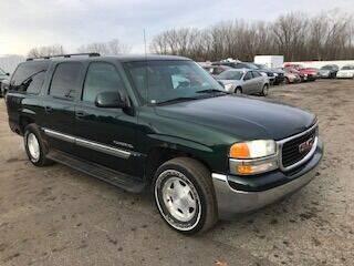 2003 GMC Yukon XL for sale at WELLER BUDGET LOT in Grand Rapids MI