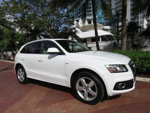 2012 Audi Q5 for sale at Choice Auto in Fort Lauderdale FL