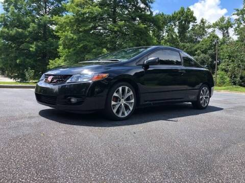 2011 Honda Civic for sale at Lowcountry Auto Sales in Charleston SC