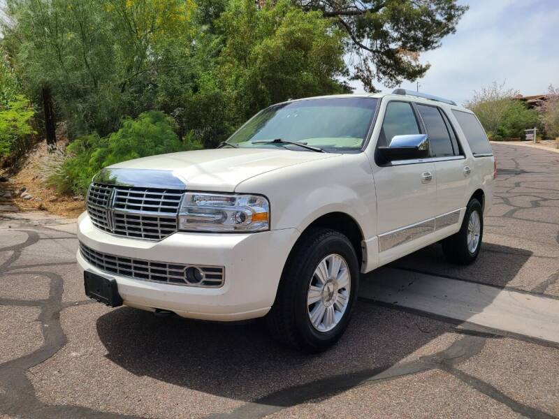 2007 Lincoln Navigator for sale at BUY RIGHT AUTO SALES in Phoenix AZ