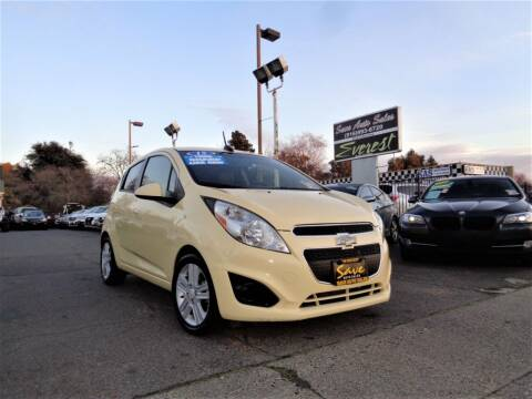 2015 Chevrolet Spark for sale at Save Auto Sales in Sacramento CA
