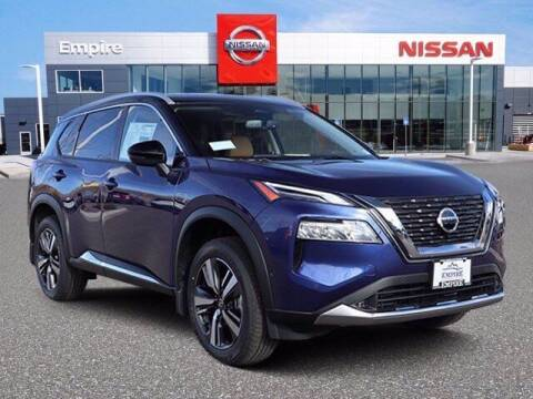 2021 Nissan Rogue for sale at EMPIRE LAKEWOOD NISSAN in Lakewood CO